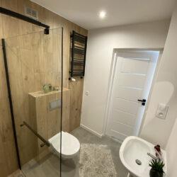 Wydzielona strefa WC